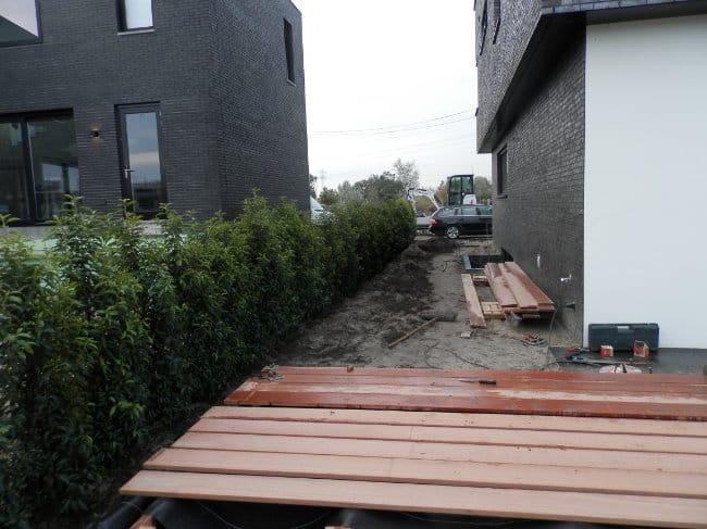 IJburg nieuwe tuin