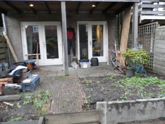 Nieuwdammerdijk tuinrenovatie